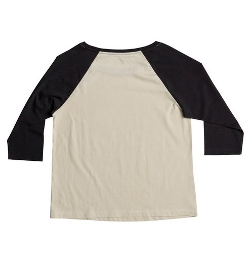 Dc Shoes T-shirt With 3/4 Sleeves Paloma 3/4 Raglan