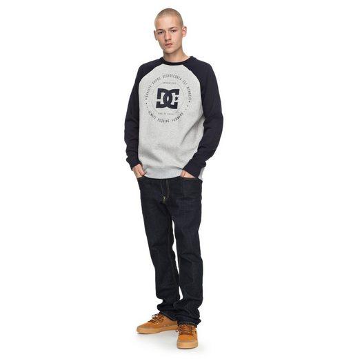 Dc Shoes Sweatshirt Rebuilt Raglan