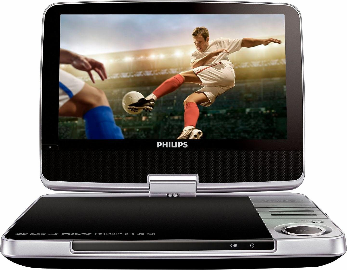 Philips PD9025 tragbarer DVD-Player