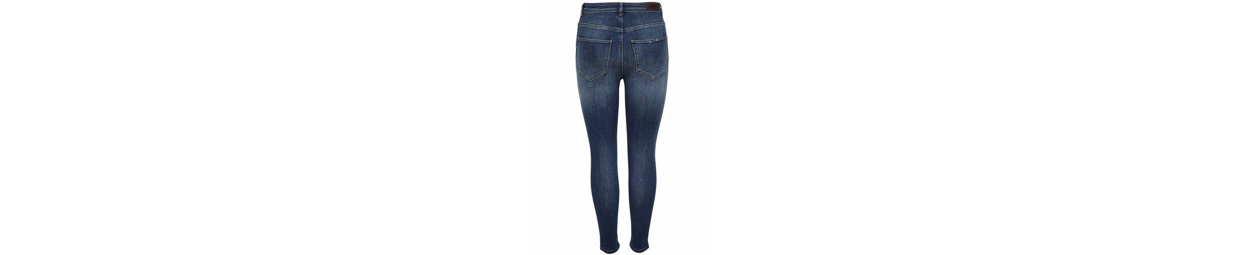 Echt Verkauf Online Finish Günstiger Preis Only High-waist-Jeans Billig Perfekt Verkauf Besuch Neu Günstig Kaufen Suche maZngvH4K