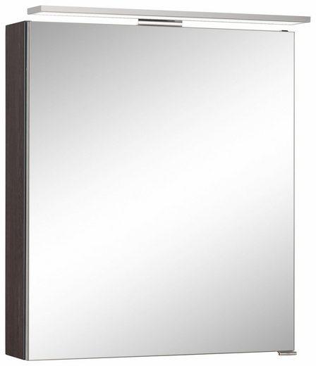 MARLIN Spiegelschrank »Sola 3130« mit LED Beleuchtung, Breite 60 cm, vormontiert
