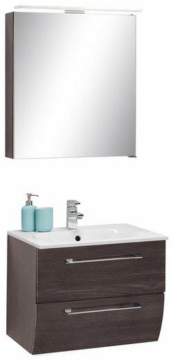 MARLIN Waschtisch-Set »Sola 3130«, (Set, 2-tlg), vormontiert, für Gäste-WC geeignet