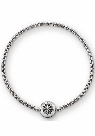 THOMAS SABO Armband »Karma Bead, KA0002-001-12«