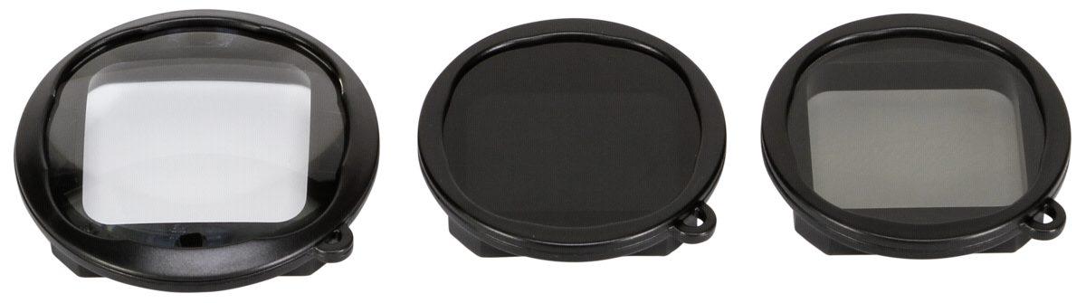 POLARPRO Filter-Set »Filter 3er Set GoPro 3+ / 4 Standard Gehäuse«