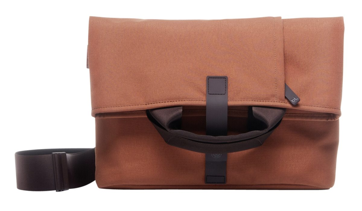 Bluelounge Notebook-Taschen »Eco-Friendly Bags Postal Bag, Rust«