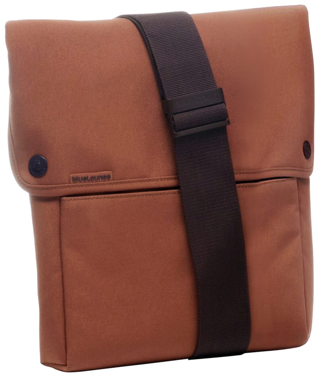 Bluelounge Tasche »Eco-Friendly Bags iPad Sling, Rust«