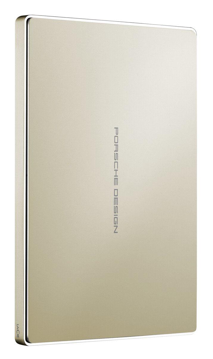 LaCie Festplatten »Porsche Design 2TB Mobile Drive USB 3.1«