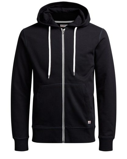 Jack & Jones Freitzeit-sweatshirt With Zipper In Regular Passform