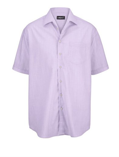 Men Plus by Happy Size Hemd mit Variokragen
