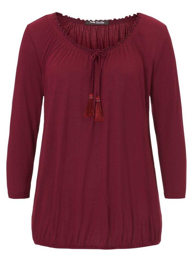 betty barclay shirtbluse im tunika stil kaufen otto. Black Bedroom Furniture Sets. Home Design Ideas