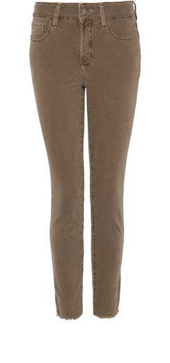 Nydj Ami Skinny Ankle In Coloured Denim