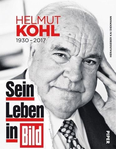 Gebundenes Buch »Helmut Kohl 1930-2017«