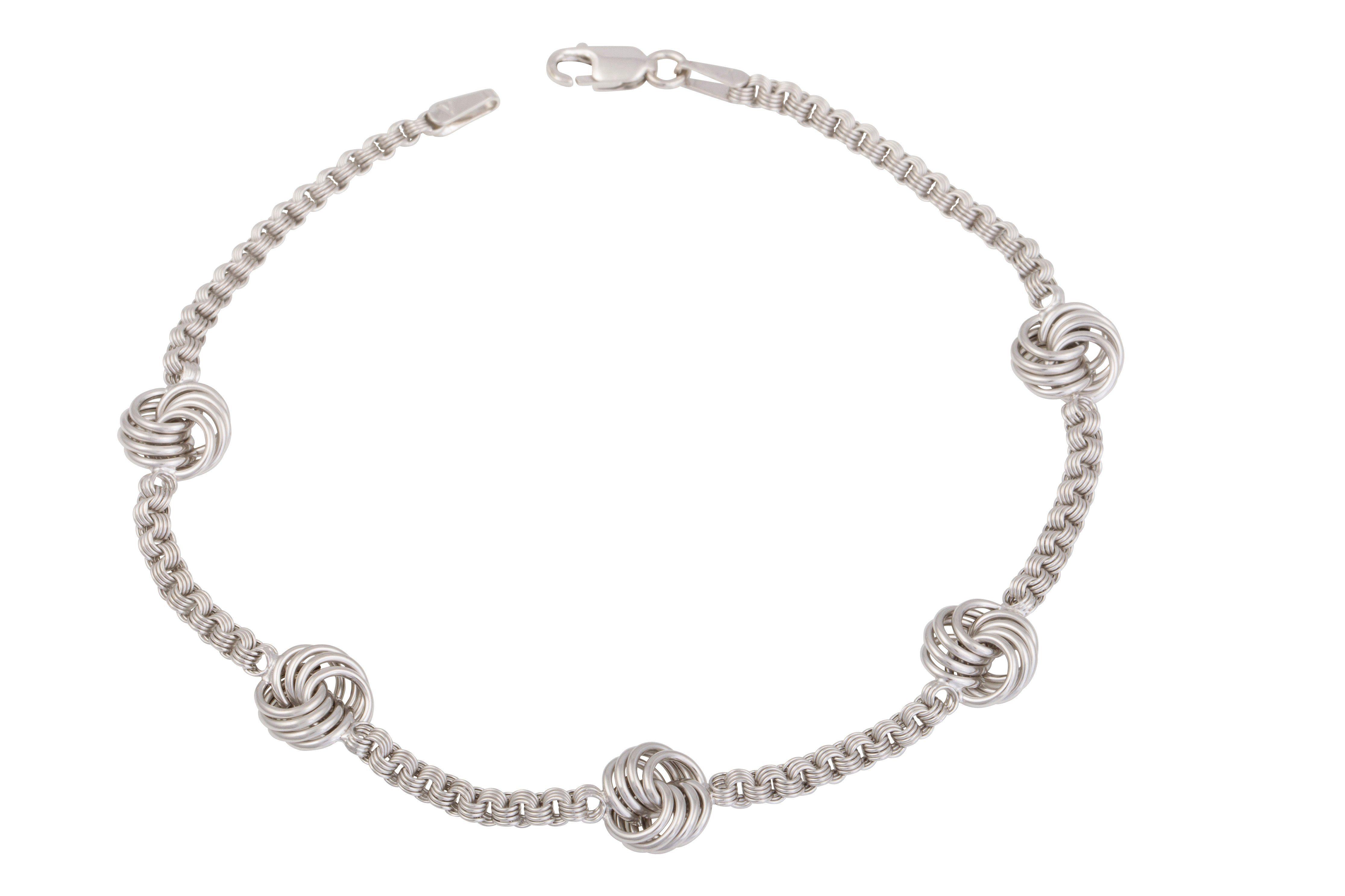 Firetti Armband »Knoten«