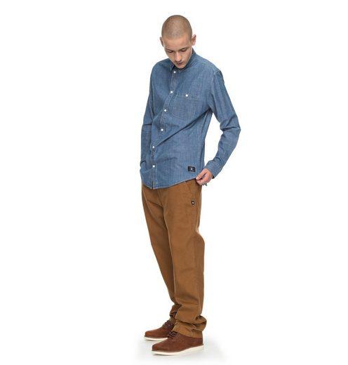 DC Shoes Langarm-Hemd Arrowood