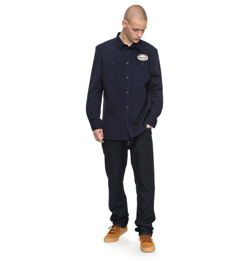 DC Shoes Langarm-Hemd Walbottle