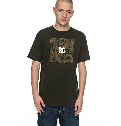 DC Shoes T-Shirt Square Boxing