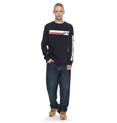 DC Shoes Longsleeve Disaster