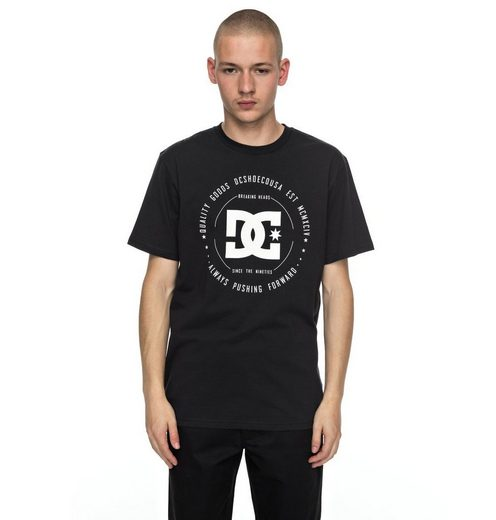 Dc Shoes T-shirt Rebuilt