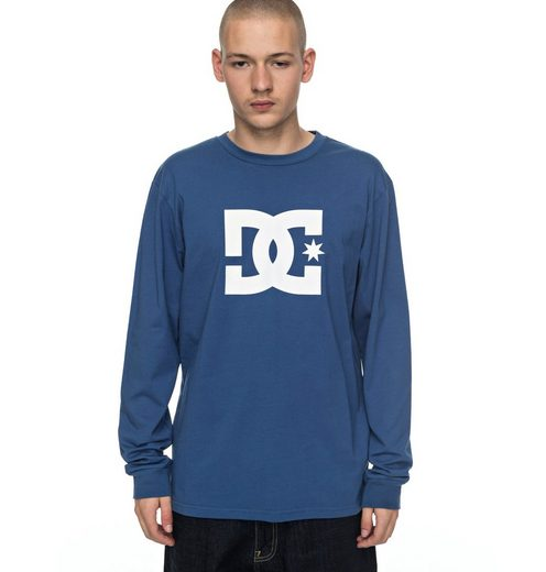Dc Shoes Longsleeve Star