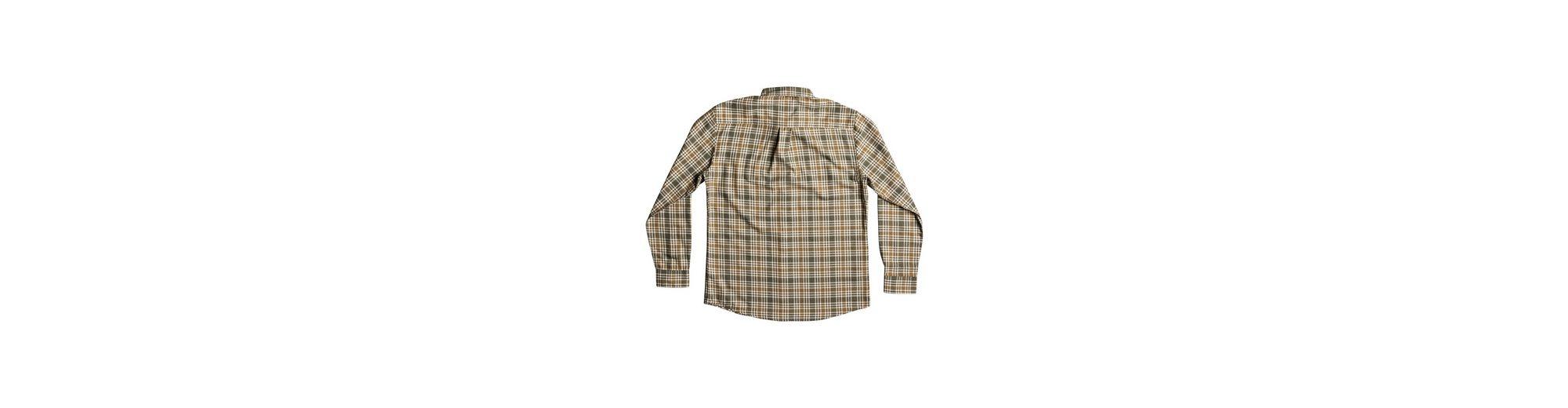 Blick Zu Verkaufen Billig Verkaufen Die Billigsten Quiksilver Langarm-Hemd Waterman Cortez Straight g4C8dJ