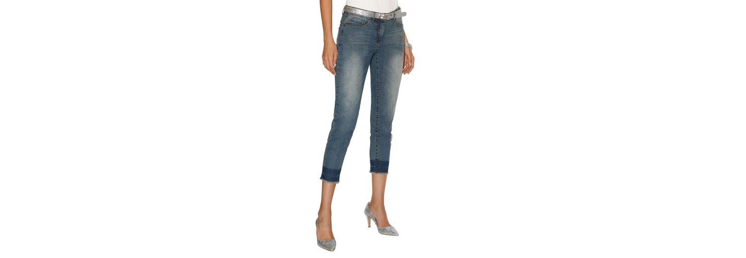 Günstig Kauft Niedrigen Versand Footlocker Bilder Amy Vermont Jeans mit offenem Saum Breite Palette Von Günstig Kaufen Footlocker Bilder AT0cHyQI