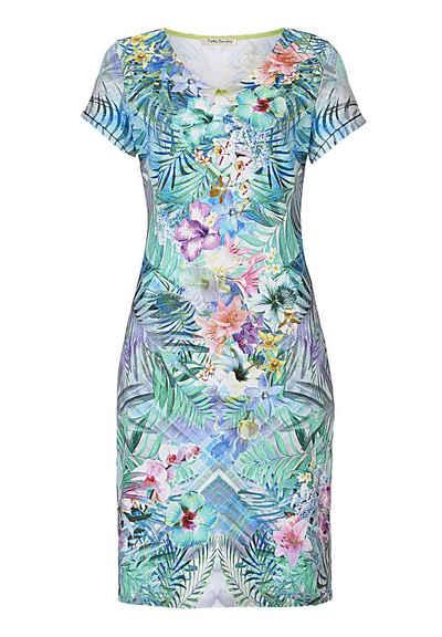 Betty Barclay Sommerkleid mit floralem Muster Sale Angebote Pinnow-Heideland