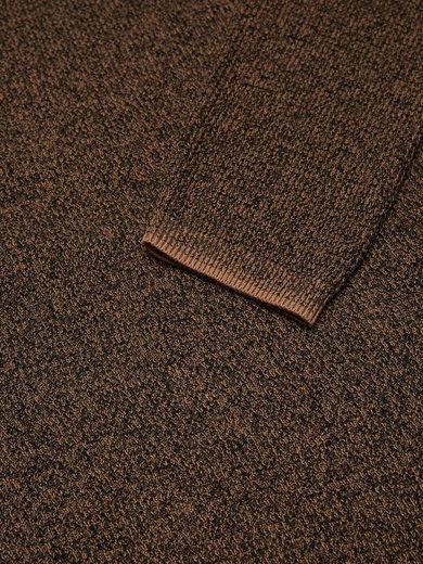 Selected Homme Rundhalsausschnitt-Strickpullover mit Raglanärmeln