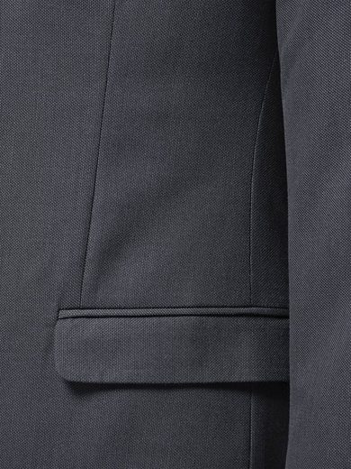 Jack & Jones Marineblauer Blazer in schmaler Passform