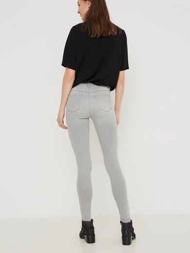 Vero Moda Dehnbare Seven NW Skinny-Fit-Jeans