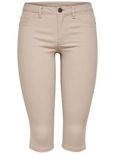 Jacqueline De Yong Monochrome Capri Pants