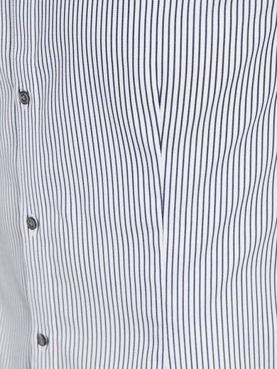 Jack & Jones Gestreiftes Langarmhemd