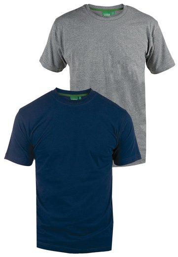 D555 T-Shirt Doppelpack