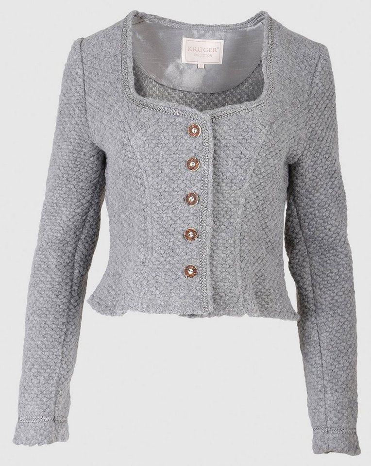 huge discount f1f0a 60da6 Krüger COLLECTION, Strickjacke Damen in taillierter Form online kaufen |  OTTO