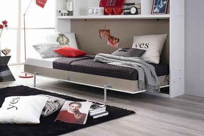 Schrankbett Mit Sofa schrankbett kaufen stilvoll platz sparen otto