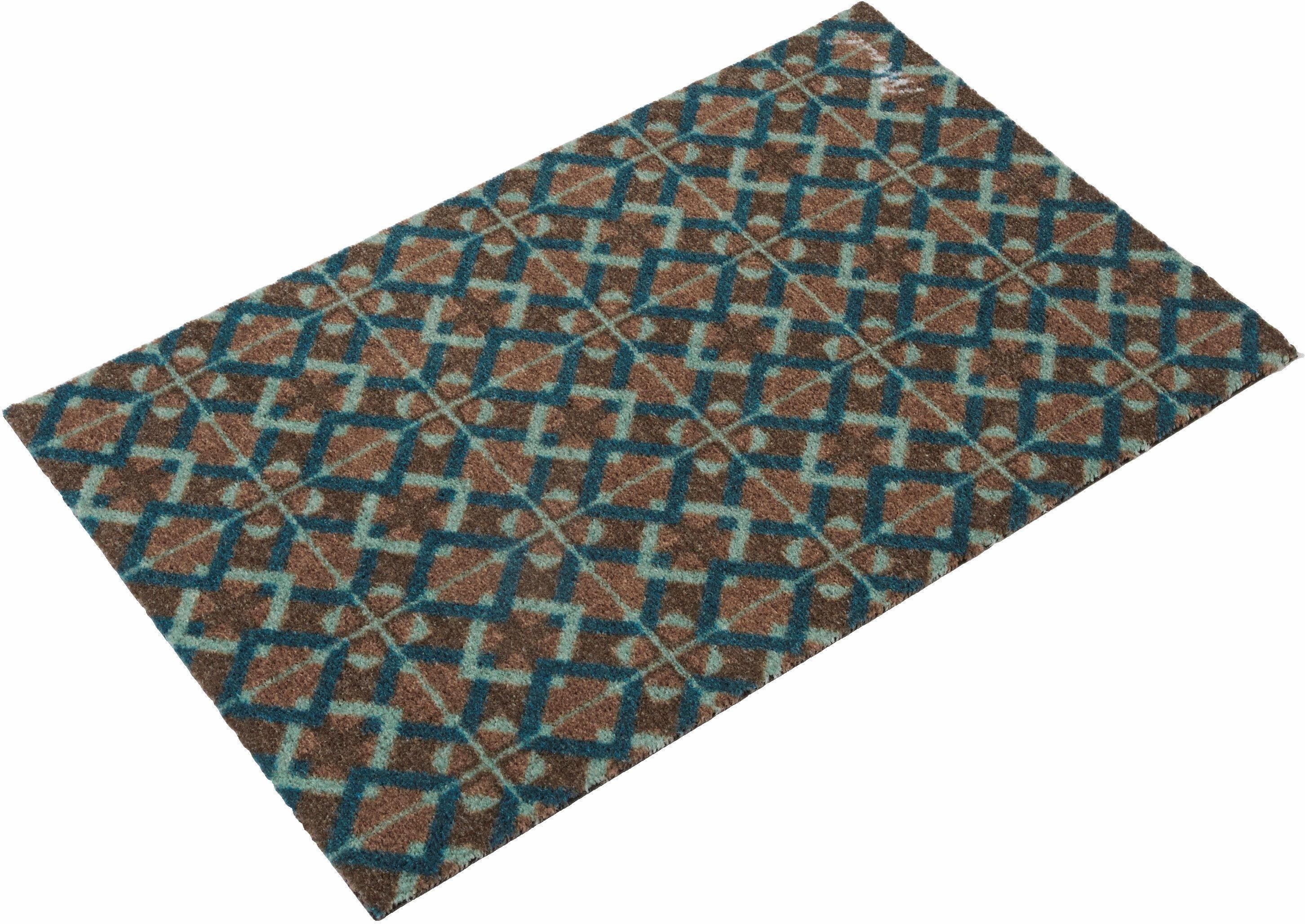 Teppich »Tilly«, Mad about Mats, rechteckig, Höhe 9 mm, In- und Outdoor geeignet, waschbar