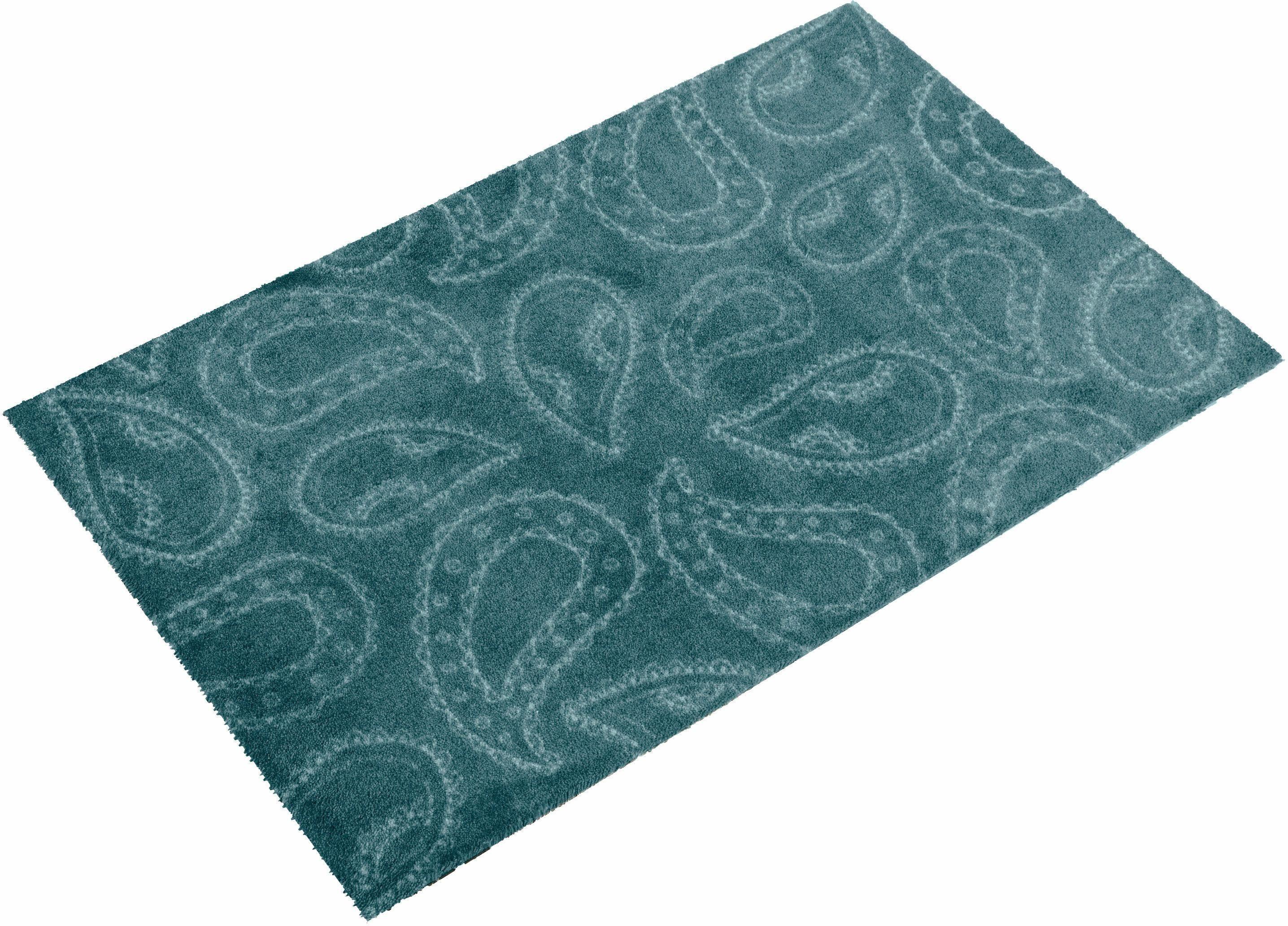 Teppich »Saskia«, Mad about Mats, rechteckig, Höhe 9 mm, In- und Outdoor geeignet, waschbar