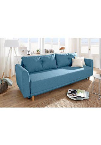 HOME AFFAIRE Sofa su miegojimo mechanizmu »Scandic«...