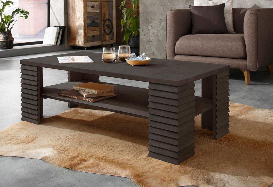 home affaire couchtisch cord in 3 farben kaufen otto. Black Bedroom Furniture Sets. Home Design Ideas