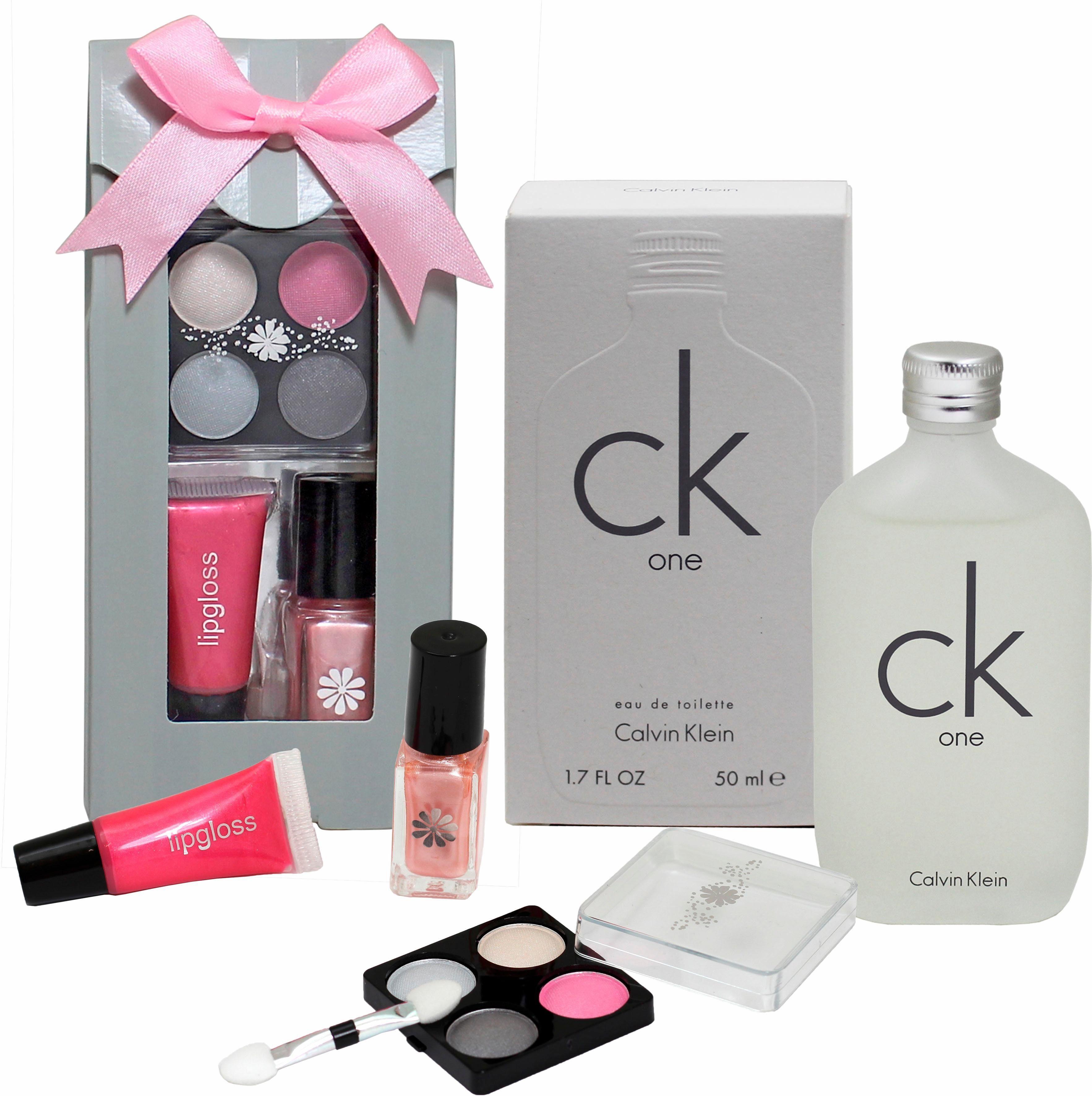 Calvin Klein, »CK One«, Eau de Toilette (2-tlg. Set)