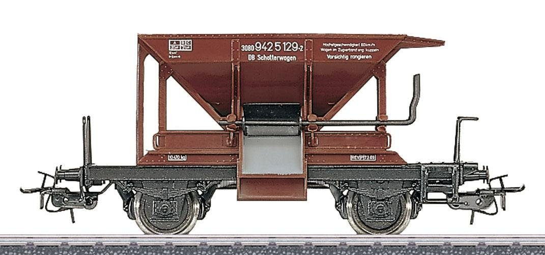 Märklin Güterwagen, Spur H0, »Schotterwagen Talbot, DB AG, Wechselstrom - 44610«