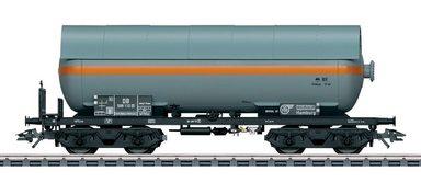 Märklin Güterwagen, Spur H0, »Druckgas Kesselwagen, DB, Wechselstrom - 46462«