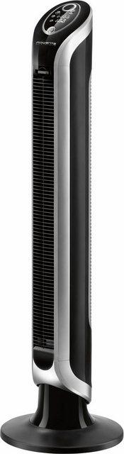 Rowenta Turmventilator VU 6670 EOLE INFINITE, Timer, Auto-Modus, Fernbedienung, Auto-Kabelaufwicklung