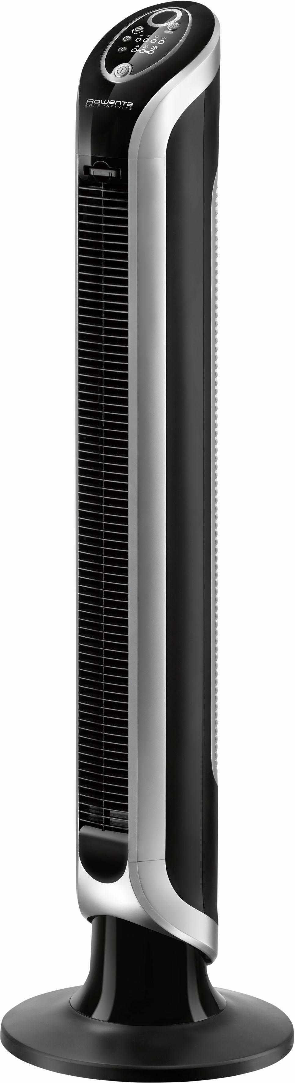 Rowenta Turmventilator VU 6670F0 EOLE INFINITE, leistungsfähiges Tangentialgebläse