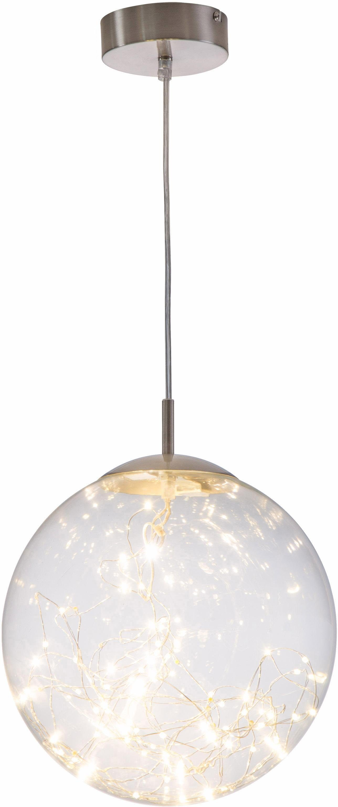 Nino Leuchten LED Pendelleuchte »LIGHTS«, 1-flammig