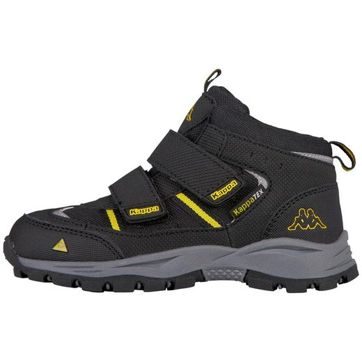 Kappa »ACTION TEX KIDS« Winterboots mit robuster Sohle