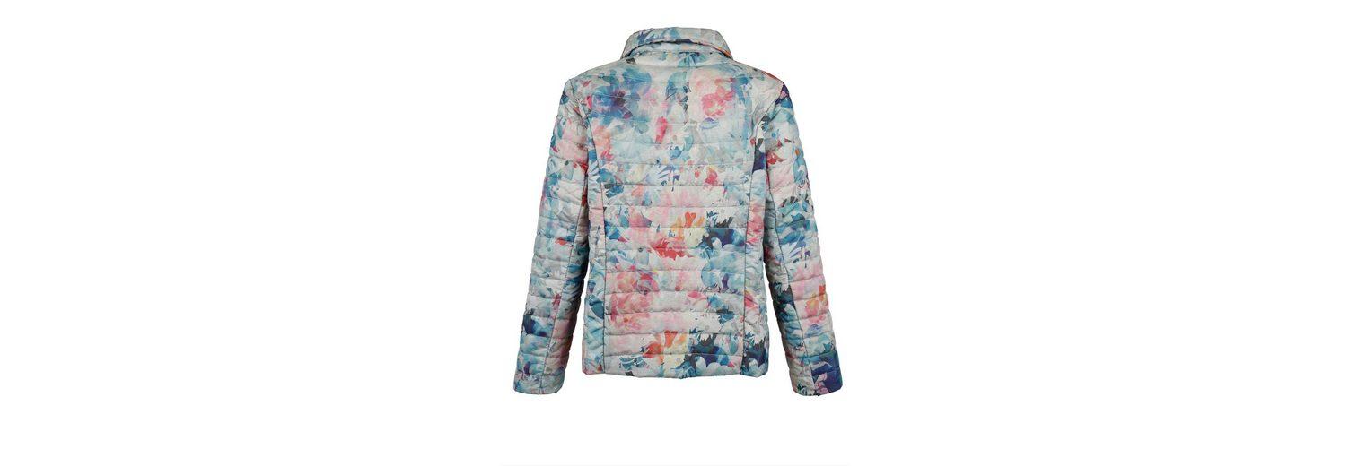 Mona Druckjacke in floralem Muster Günstig Kaufen Websites 3kQhb0W