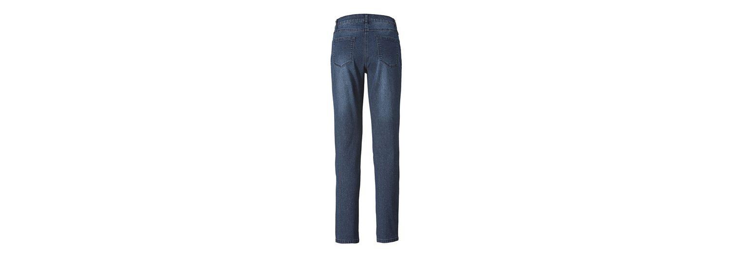Mona Jeans mit aufwändiger Strasszier Bilder Bestseller Zum Verkauf MLiiERFRU