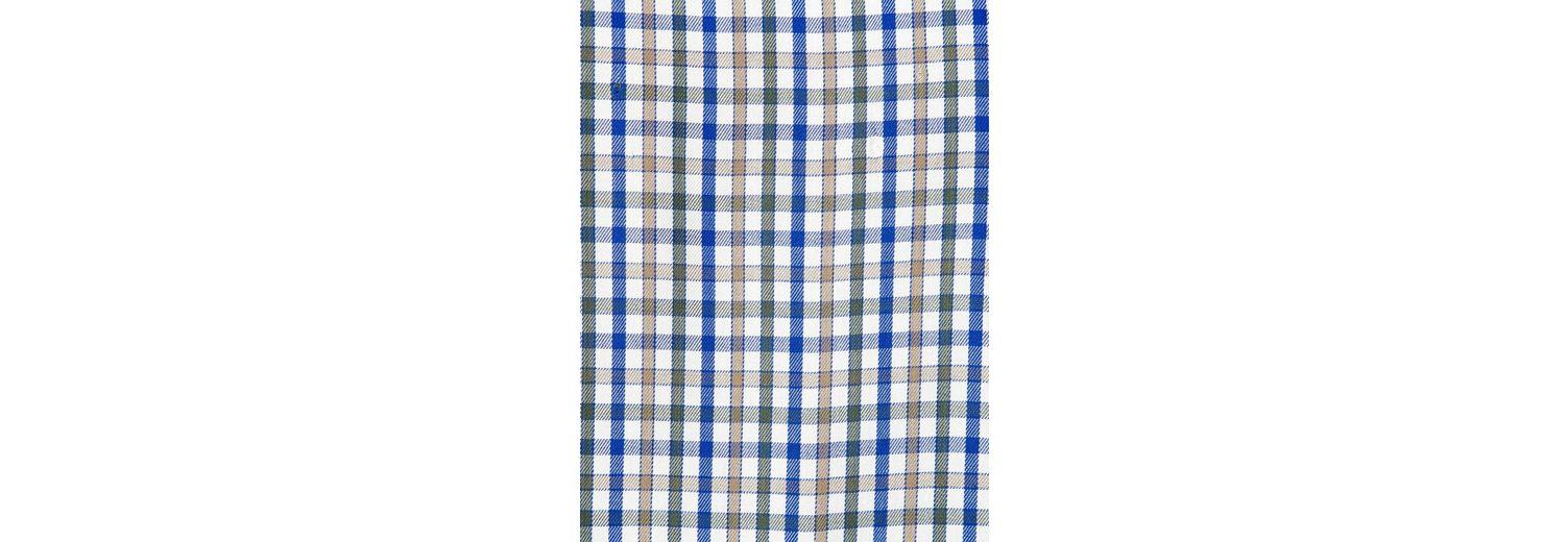 Mona Bluse mit sportivem Webkaro Billig Store Billig Verkauf Shop Billig Verkaufen Wiki Swz709P
