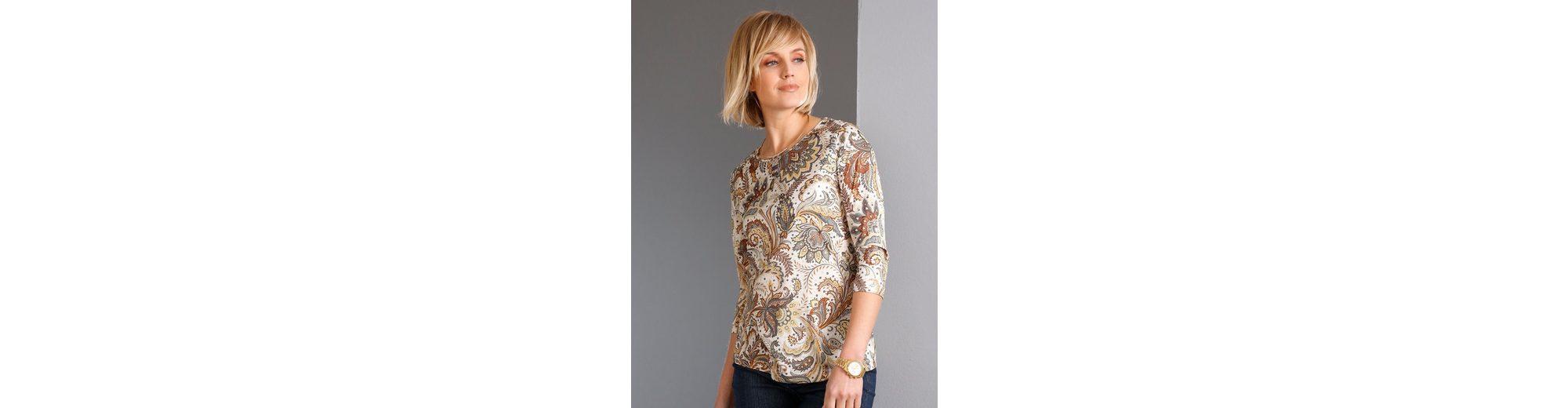 Paola Paola Shirt Shirt Paisleydruck mit vxg4UwHq