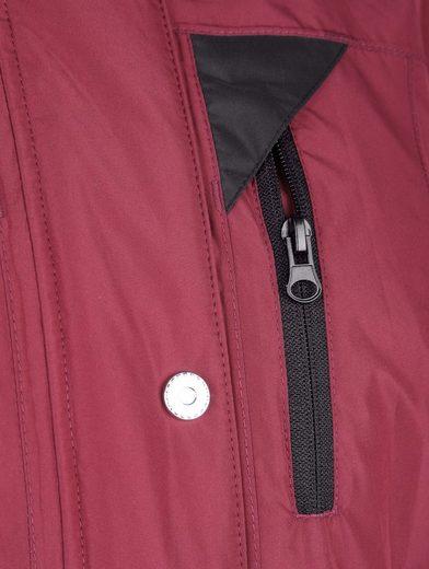 Paola 2-in-1 Funktionsjacke mit Fleecejacke innen
